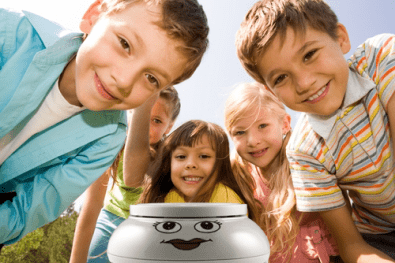 Roamer, Educational Robot, Teaching with Robots, TWR